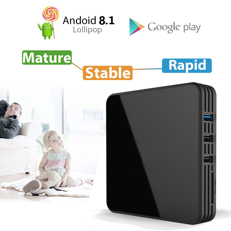 SKY IPTV Pro+ Set Top Box | Android TV Box