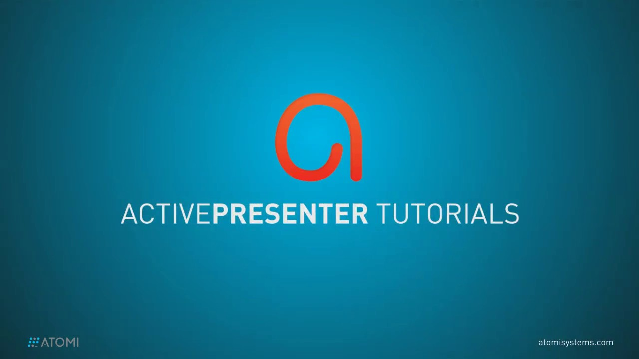 教学PPT录制 ActivePresenter Pro  精简绿色版