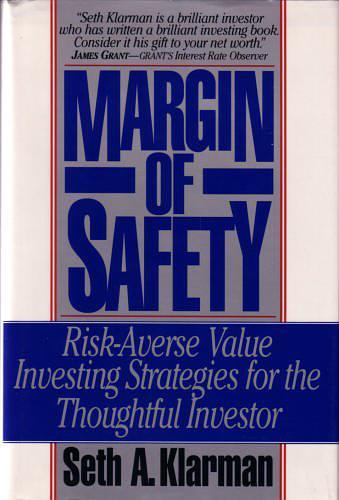 《安全边际》(Margin of Safety)(Seth Klarman)PDF下载