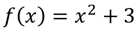 exemplo função matemática