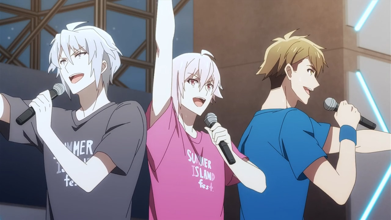IDOLiSH7 Vibrato Episode 8 (END) Subtitle Indonesia