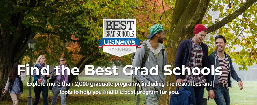 2020年美國US News最佳研究生院排名榜單出爐啦
