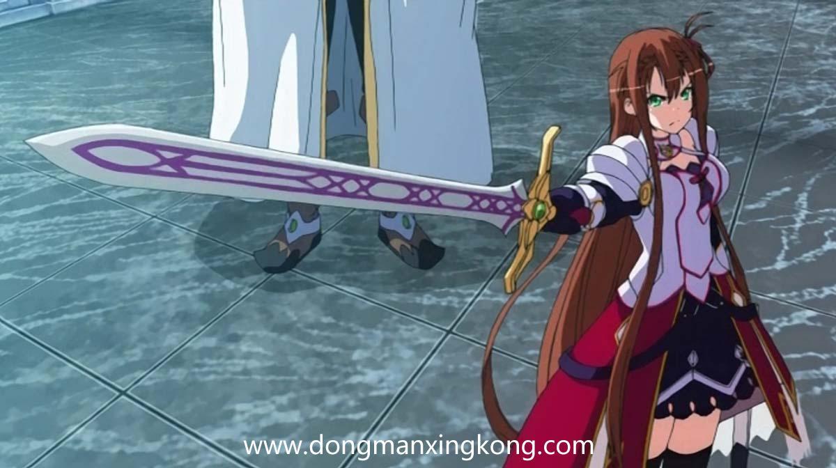 【里番资源】【熟肉】ヴィーナスブラッド-ブレイヴ- 第2話 生娘は手の海にいだかれる