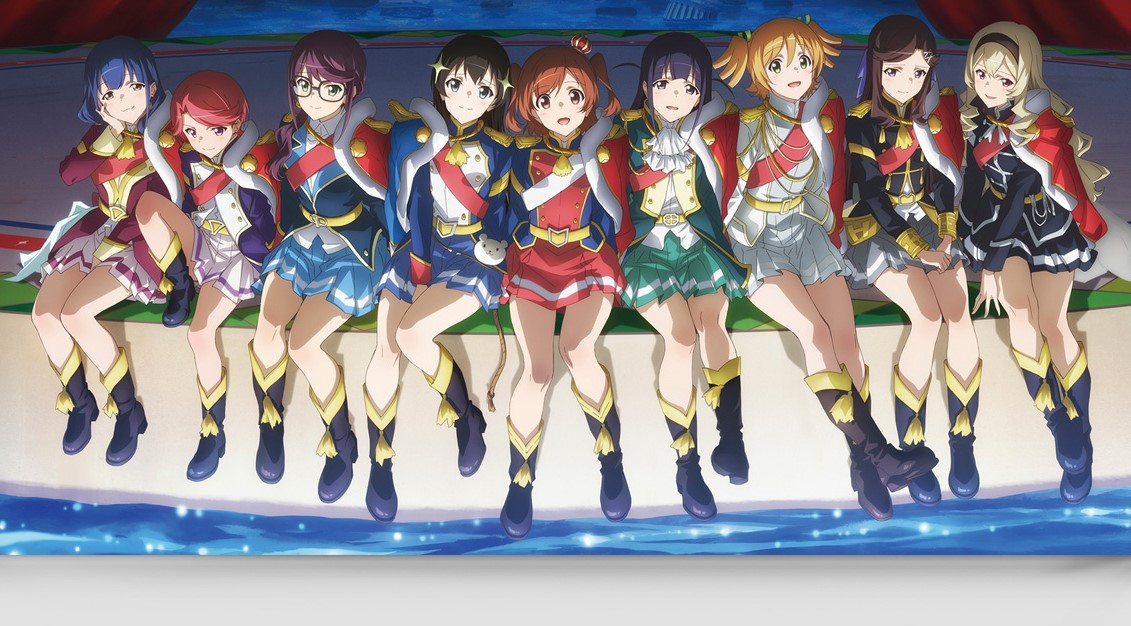 Shoujo Kageki Revue Starlight BD Episode 1-12 Subtitle Indonesia (Batch)