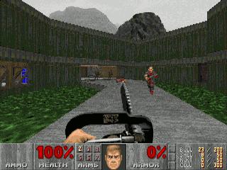 《毁灭战士》,1993年