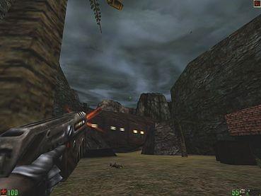 《虚幻》,1998年