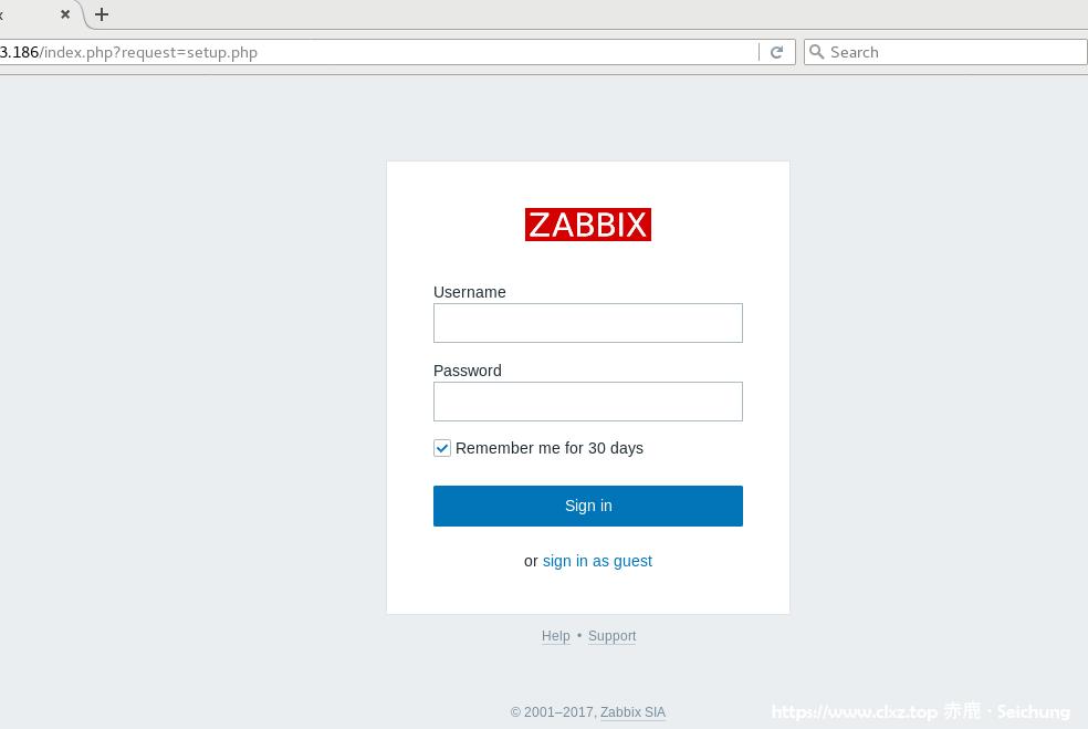 zabbix-server