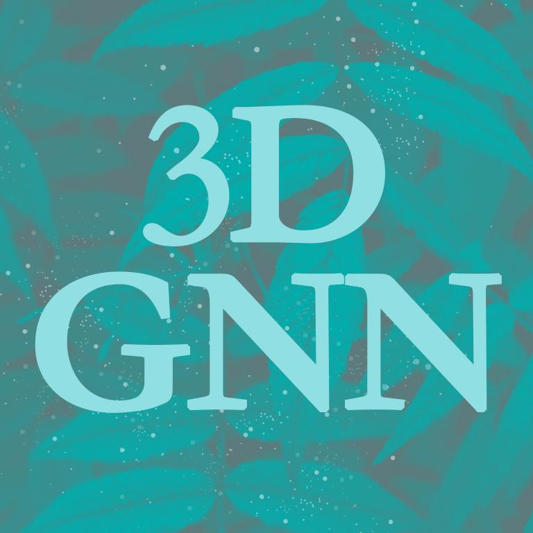 关于我和3DGNN论文及源码的爱恨情仇