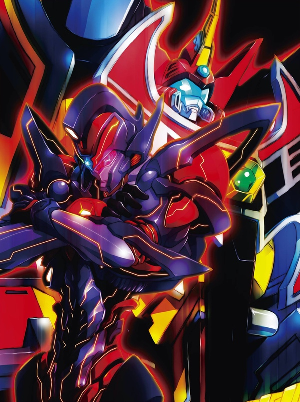 SSSS.Gridman BD Episode 10-12 (Vol 4 END) Subtitle Indonesia