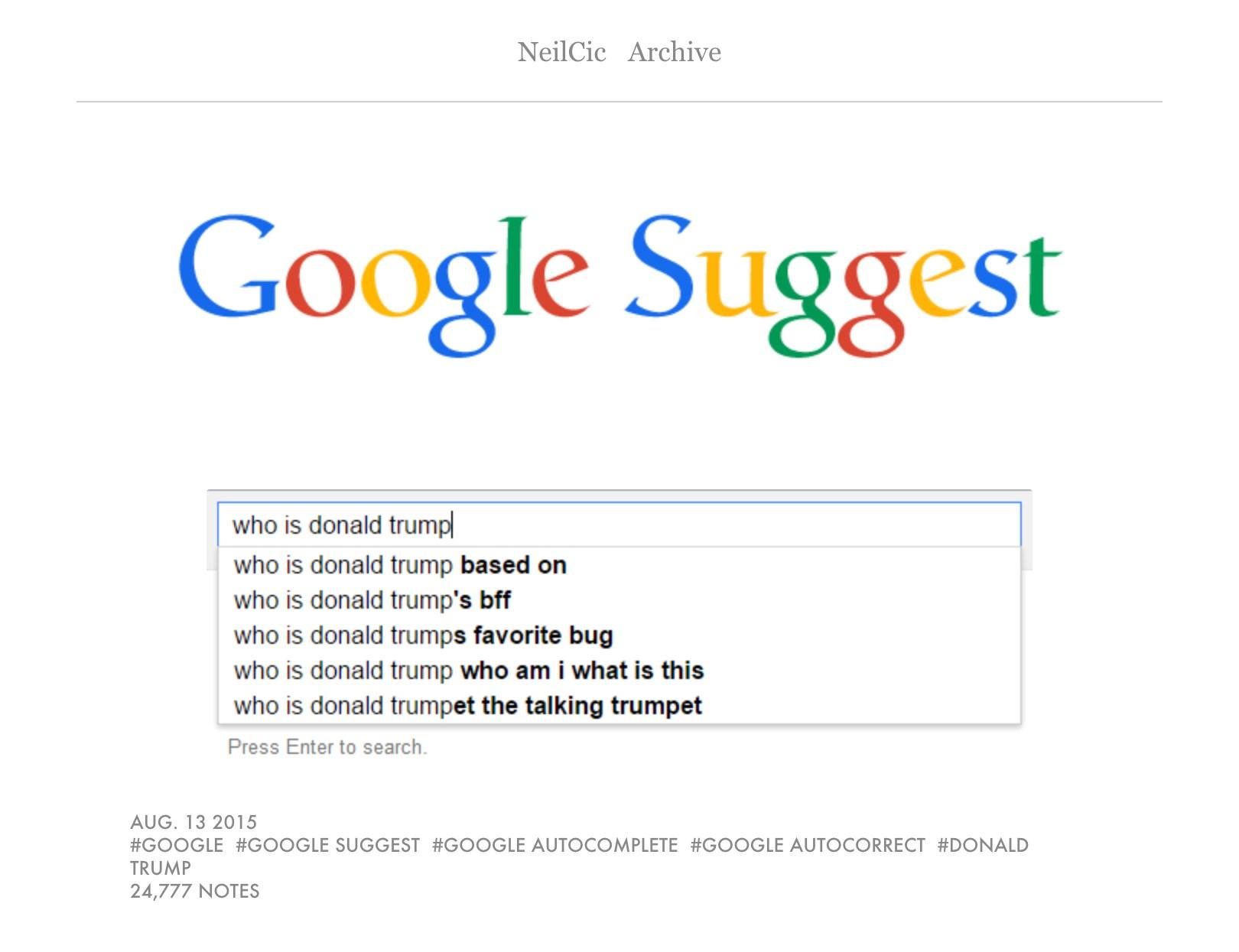 google-suggest