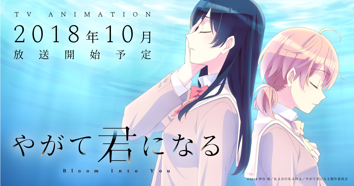 Yagate Kimi ni Naru BD Episode 1-13 Subtitle Indonesia (Batch)