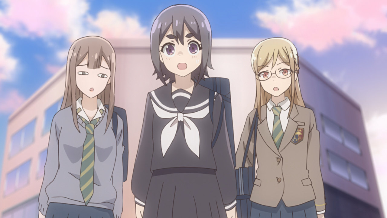 Joshi Kausei Episode 2 Subtitle Indonesia