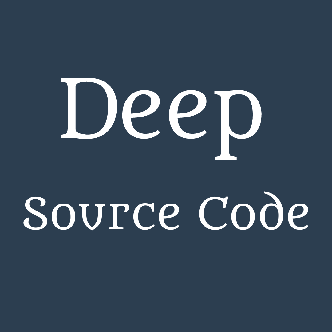 Deep Source Code Logo