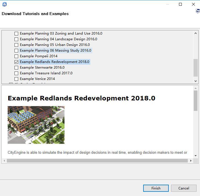 1 CityEngine基本设置及操作- 进击的码农设计师