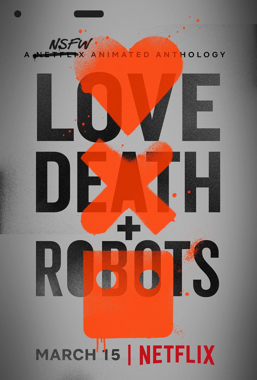 爱,死亡和机器人 Love, Death & Robots【2019】【科幻/动画/恐怖/奇幻】【WEBRip】【中文字幕】