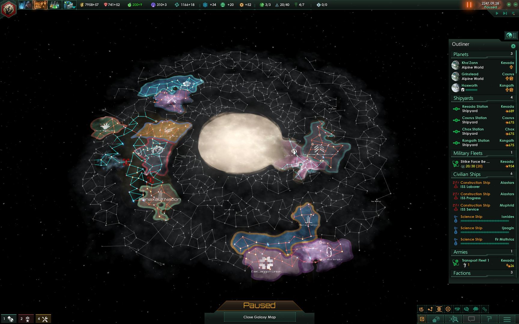群星2 Stellaris 2.3.3 Mac 原生破解版战略游戏插图