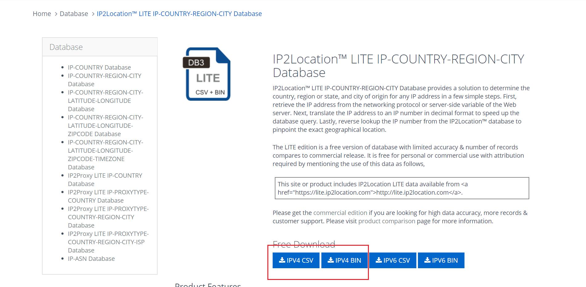 有熟悉ip2location的吗,或者其它精准的全球ip查询数据库-VPS