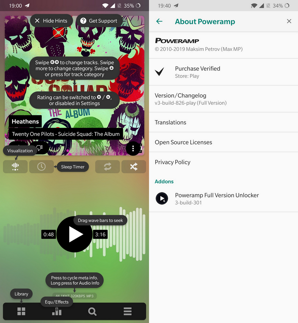 PowerAMP|安卓最强音乐播放器
