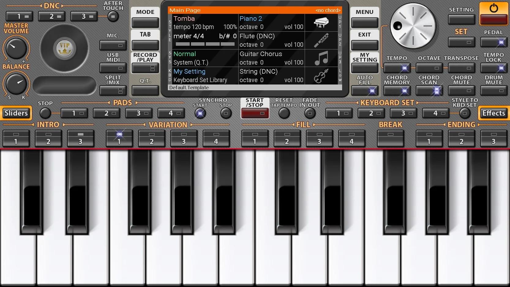 电子琴 VIP v2020直装高级会员修正中文版