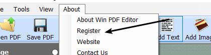 【正版软件】PDF编辑工具 WinPDFEditor v3.6.5.4 附注册码