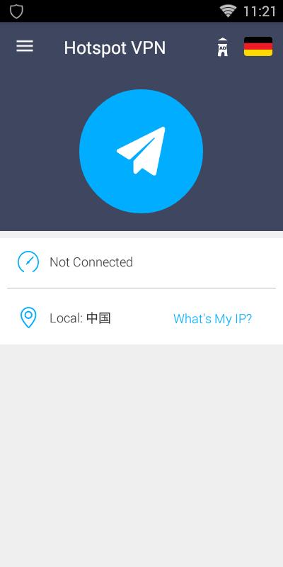 Android Hotspot VPN v2.0.2破解版