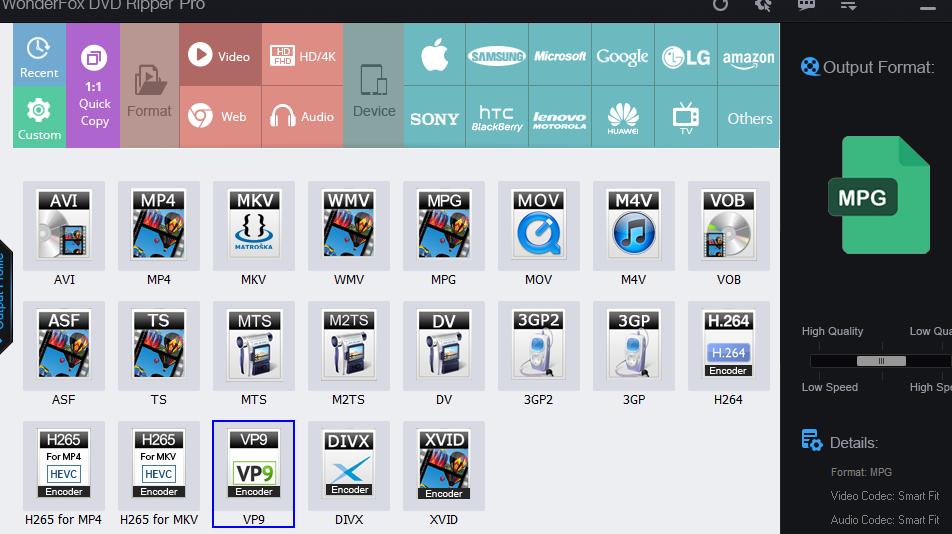 【正版软件】DVD翻录工具 WonderFox DVD Ripper Pro v12.0 附注册码