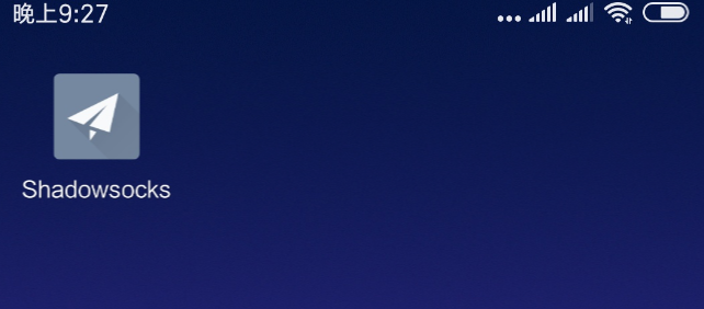Shadowsocks Android
