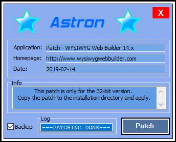 可视化网页设计工具 WYSIWYG Web Builder v14.3.4 特别版
