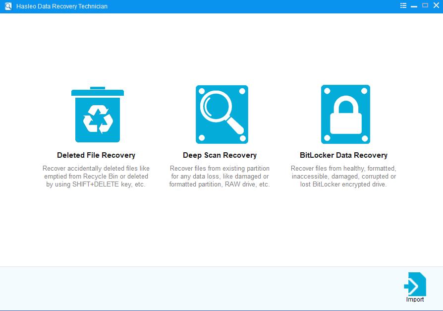 数据恢复工具 Hasleo Data Recovery v5.0 特别版