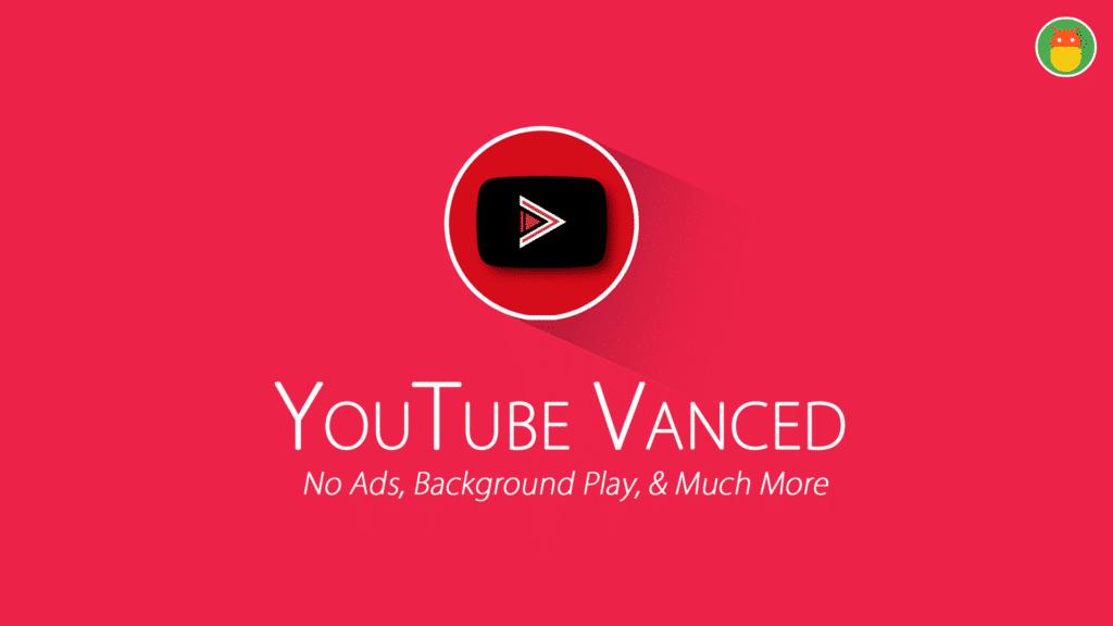 YouTube Vanced|支持无广告+后台播放等功能的Youtube客户端