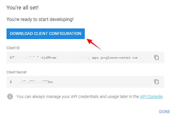 UDS:让你一秒拥有无限容量谷歌网盘-懵比小站