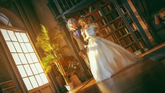 【Fate/Grand Order】 阿瓦隆礼服 20P