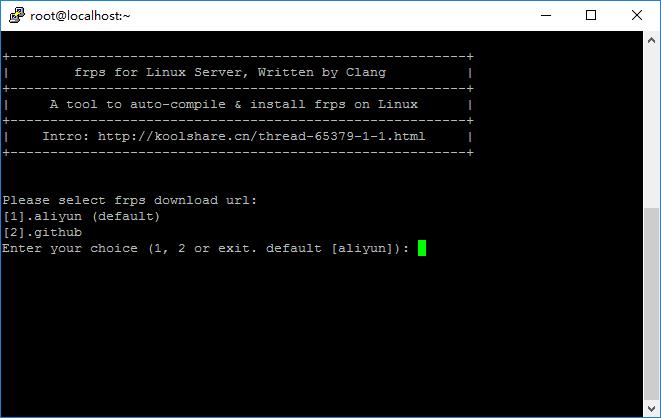 群晖VMM安装centos7.6 1810+安装宝塔完美web服务器+搭建FRPS内网穿透服务