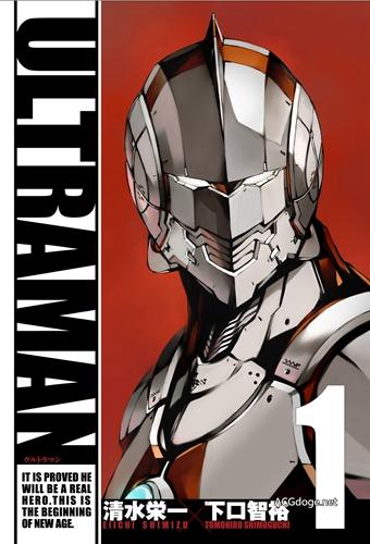 《ULTRAMAN》漫畫改編動畫 2019 年春季 Netflix 全球配信(第二季動畫制作提上日程)