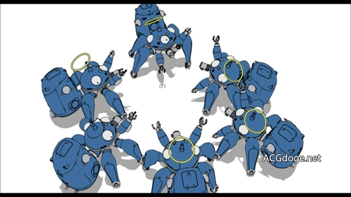 能否再一次神預言?Production I.G 宣布神山健治版《攻殼機動隊》新動畫2020 年 Netflix 配信(第一張角色圖公開)
