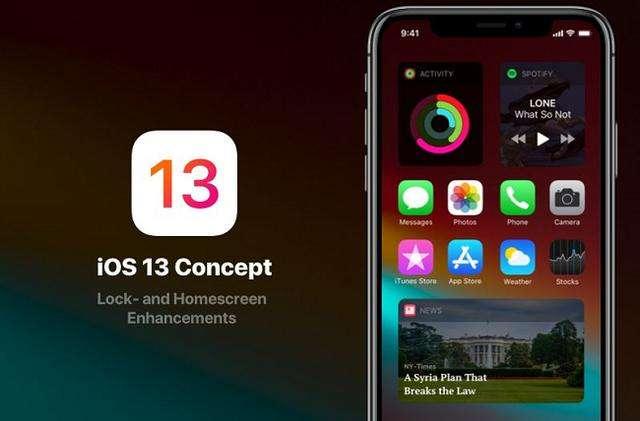 iOS+13+/+iPadOS+描述文件