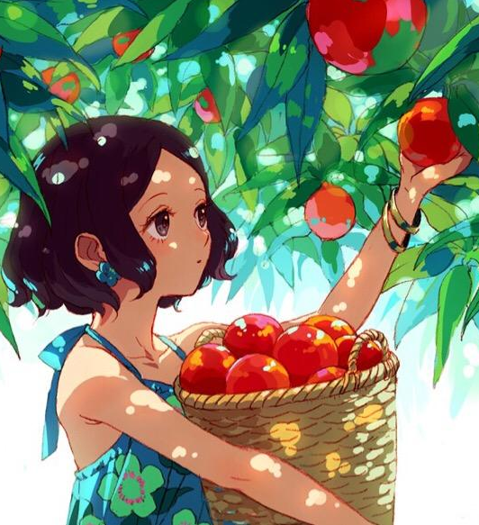 丢不掉的苹果