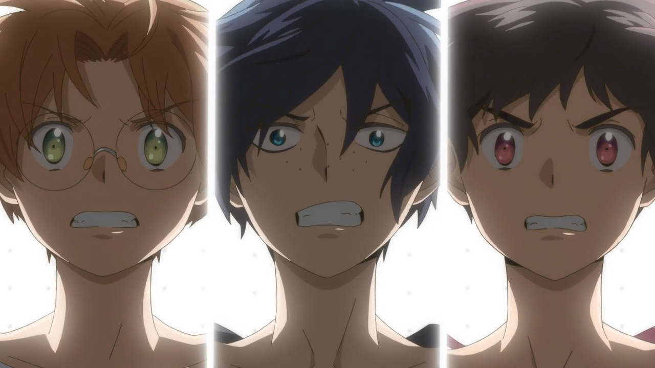 Sarazanmai Episode 6-11 (END) Subtitle Indonesia