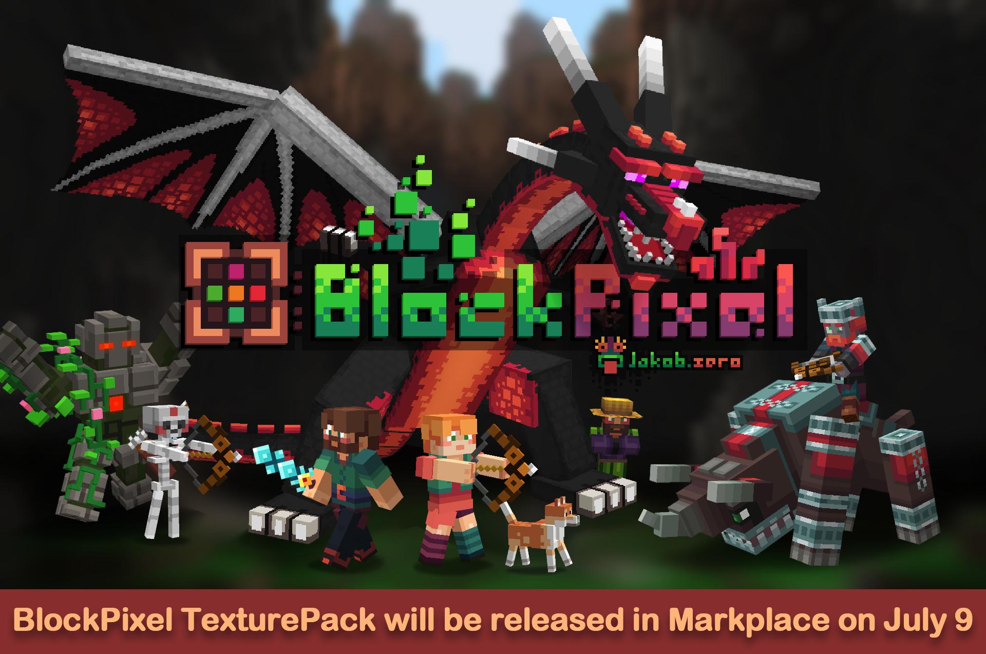 BlockPixel