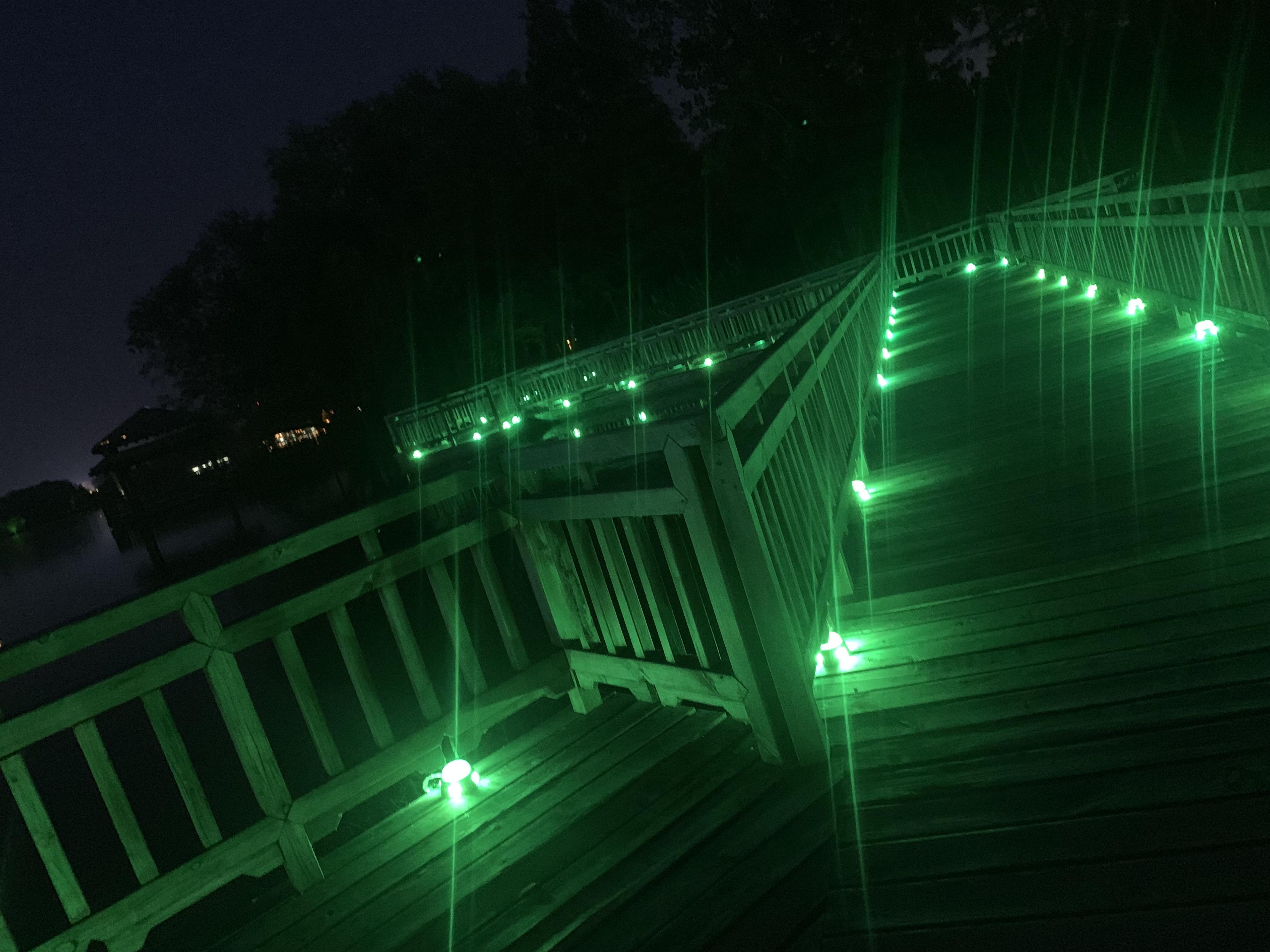 淮安市开发区 - 钵池山公园夜景