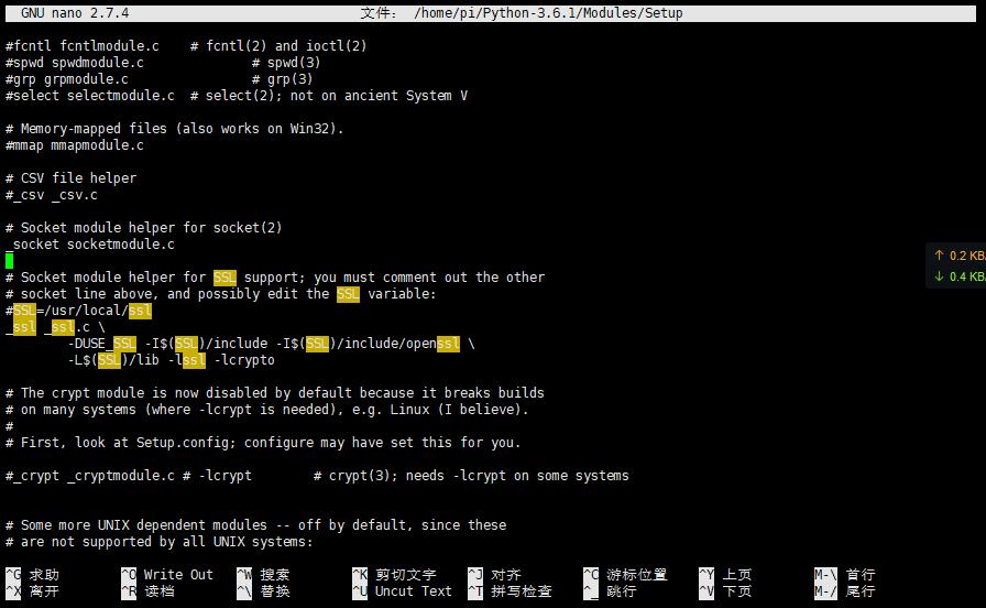 pip安装时发生的ssl证书错误