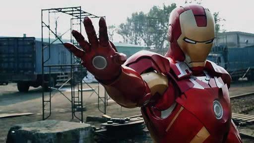 国人便宜钢铁侠MK7盔甲 能够满身主动开合