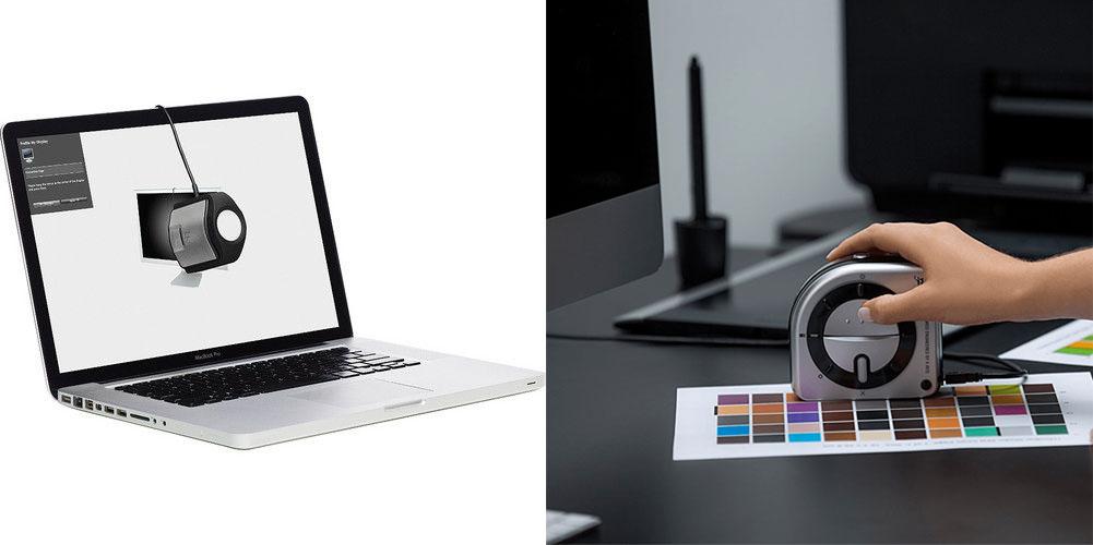 Calibração de monitor e impressora