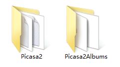 Picasa 数据库备份