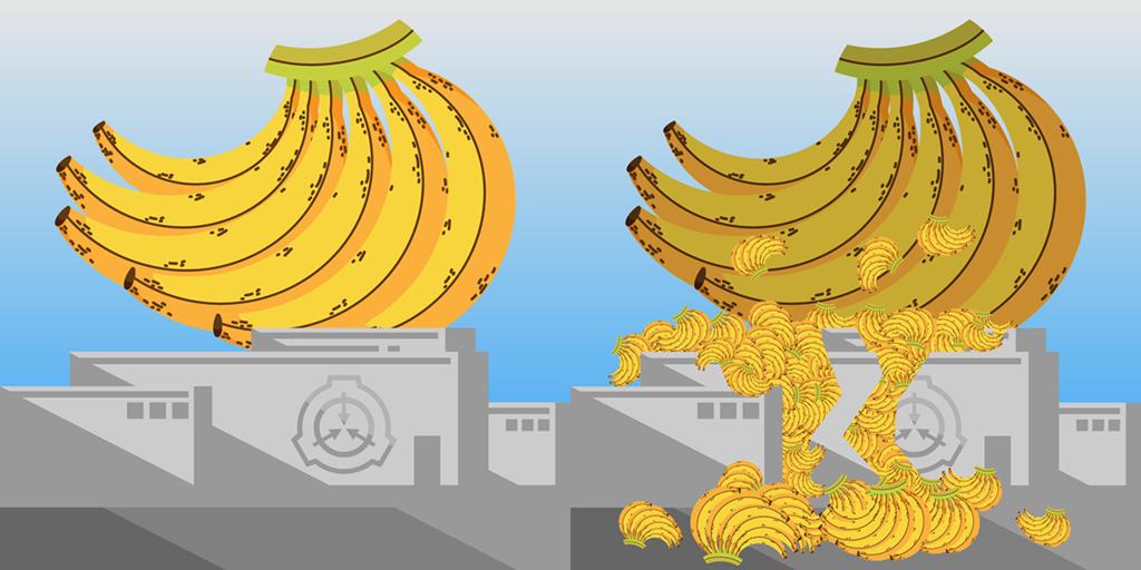 SCP-3521 - 强行的香蕉等效剂量