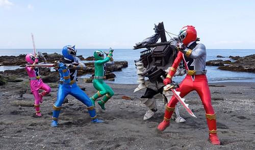 Kishiryu Sentai Ryusoulger Episode 17 Subtitle Indonesia