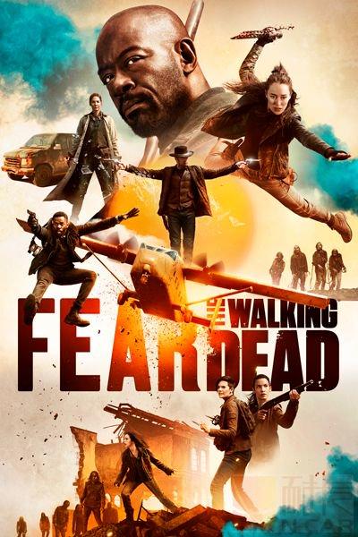 行尸之惧 第五季.Fear the Walking Dead Season 5.2019.剧情/科幻/惊悚/恐怖.美国