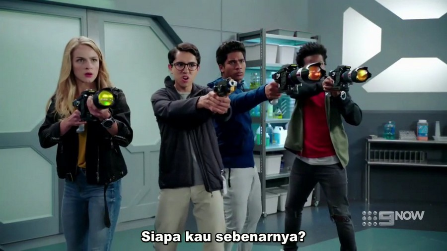 Power Rangers Beast Morphers Episode 12 Subtitle Indonesia - SHINOBIJAWI