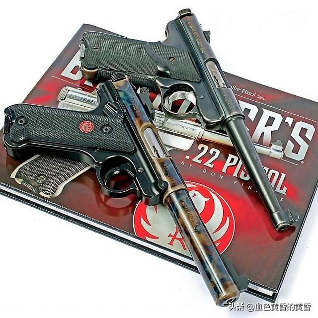 特恩布尔鲁格马克四世手枪:美国知名枪械修复定制公司的经典案例