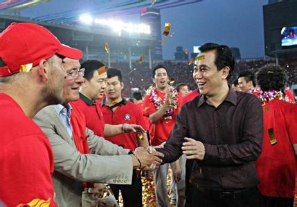 2012年中超广州恒大赛程赛果